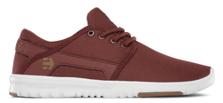 SCOUT WOMENS - BURGUNDY/TAN/WHITE - hi-res | Etnies