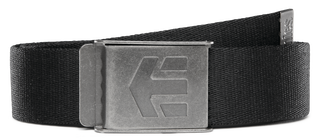 STAPLEZ BELT - BLACK/GREY - hi-res | Etnies