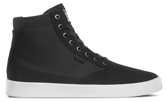 JAMESON HT - BLACK/WHITE/GUM - hi-res | Etnies