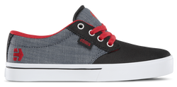 Jameson 2 Eco Kids - BLACK/RED/GREY - hi-res | Etnies