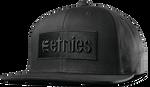 CORP BOX SNAPBACK - BLACK - hi-res | Etnies