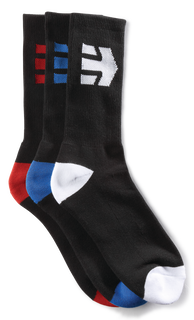 DIRECT SOCKS - BLACK - hi-res | Etnies
