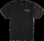 TEAM RUNNER POCKET TEE - BLACK - hi-res | Etnies