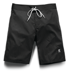 Scout B Short - BLACK/PRINT - hi-res