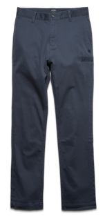 ESSENTIAL STRAIGHT CHINO - DARK NAVY - hi-res | Etnies