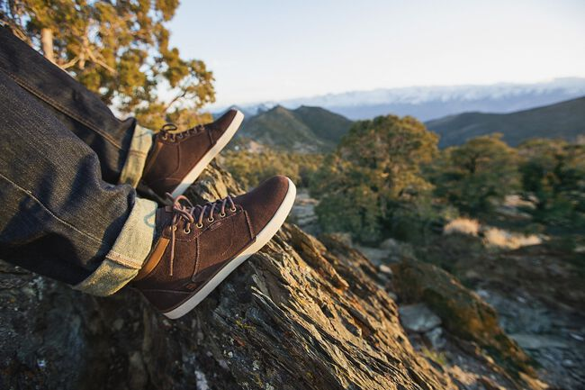 JEFFERSON MID - BROWN/BROWN - hi-res | Etnies