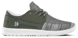 SCOUT WOMENS YARN BOMB - OLIVE/WHITE - hi-res | Etnies