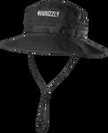 GRIZZLY BOONIE HAT - BLACK - hi-res   Etnies