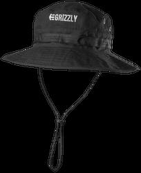 GRIZZLY BOONIE HAT - BLACK - hi-res | Etnies