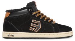 Fader MT Kids - BLACK/BROWN - hi-res | Etnies