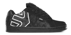 Metal Mulisha Fader - BLACK/BLACK/WHITE - hi-res | Etnies