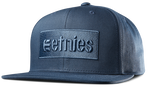 CORP BOX SNAPBACK - DARK NAVY - hi-res | Etnies