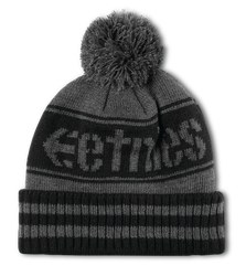 Arena Pom Beanie - GREY/HEATHER - hi-res | Etnies