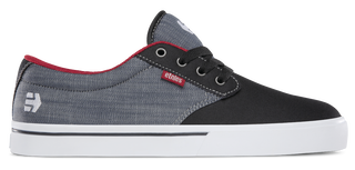 JAMESON 2 ECO - BLACK/CHARCOAL/RED - hi-res | Etnies