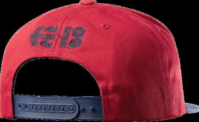 YARN BOMB CAP - RED - hi-res | Etnies
