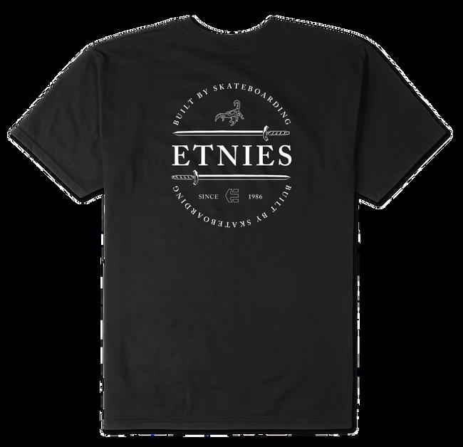 SWORD SEAL - BLACK - hi-res | Etnies