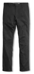 E2 Straight Chino - BLACK - hi-res