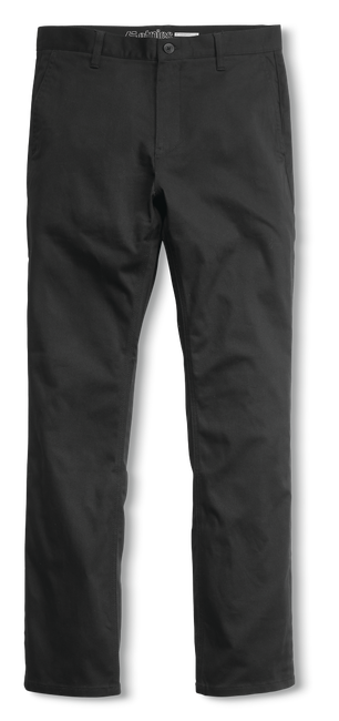 E2 Straight Chino - BLACK - hi-res | Etnies
