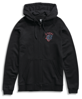 POUNCE ZIP FLEECE - BLACK - hi-res | Etnies