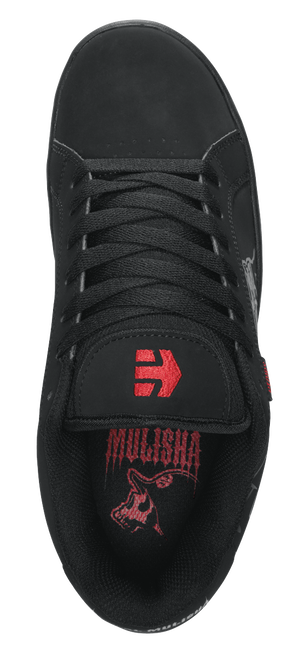 METAL MULISHA FADER - BLACK/BLACK/RED - hi-res | Etnies