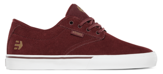 JAMESON VULC WOMENS - BURGUNDY/TAN/WHITE - hi-res | Etnies