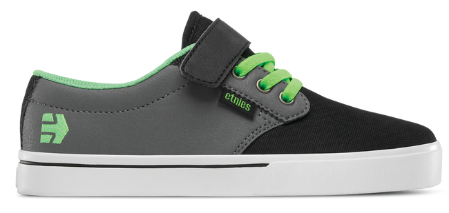 KIDS JAMESON 2 V - BLACK/GREY - hi-res | Etnies