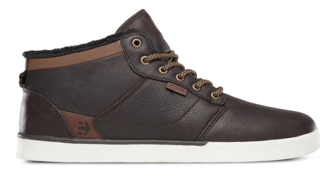 Jefferson Mid - BROWN/WHITE - hi-res | Etnies