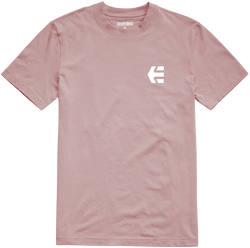 SCRIPTY SHORT SLEEVE - PINK - hi-res | Etnies