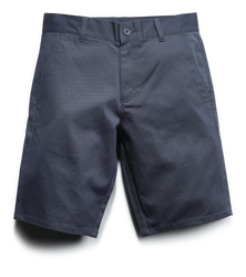 E1 Chino Short (Slim) - NAVY - hi-res