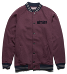 STADIUM BBALL FLEECE - BURGUNDY - hi-res | Etnies