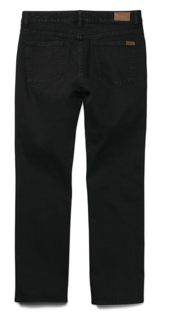 ESSENTIAL STRAIGHT DENIM - BLACK - hi-res | Etnies