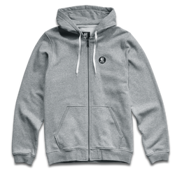 E-Base Zip - GREY/HEATHER - hi-res | Etnies