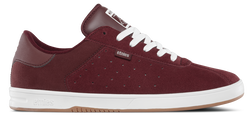 THE SCAM - BURGUNDY/WHITE - hi-res | Etnies