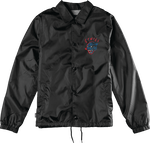POUNCE COACHES JACKET - BLACK - hi-res | Etnies