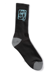 FLOWER SHOT SOCK - BLACK - hi-res | Etnies