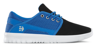SCOUT KIDS - BLACK/BLUE/GREY - hi-res | Etnies