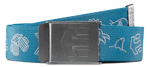 STAPLEZ BELT - PACIFIC BLUE - hi-res | Etnies