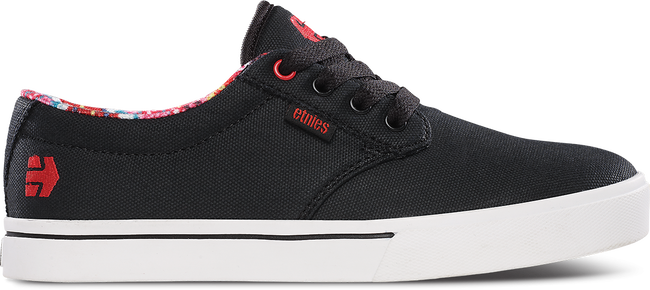 Jameson 2 Womens - BLACK/RED/BLACK - hi-res | Etnies