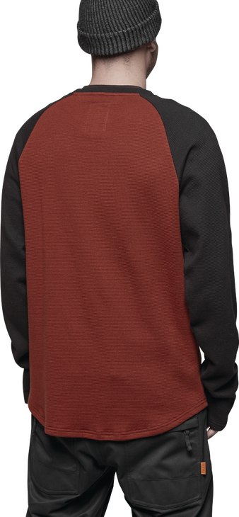 MUTINY THERMAL L/S - OXBLOOD - hi-res