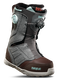 LASHED DOUBLE BOA WOMEN'S - GREY/BROWN - hi-res