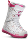 LASHED B4BC WOMEN'S - WHITE/PINK - hi-res