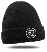 RATTY TWO HOOD RATS BEANIE - BLACK - hi-res