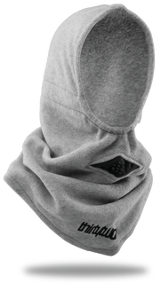 SNOWBLIND BALACLAVA - GREY/HEATHER - hi-res