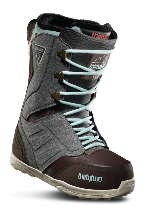 LASHED WOMEN'S - GREY/BROWN - hi-res