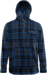 PULASKI POLAR FLEECE - BLUE - hi-res