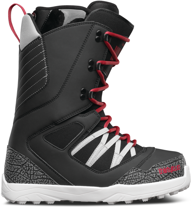 LIGHT JP WALKER - BLACK/GREY/RED - hi-res