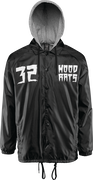 HOOD RATS HOODED - BLACK - hi-res