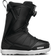 LASHED BOA - BLACK - hi-res
