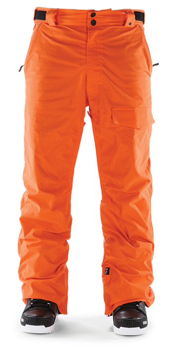 BASEMENT PANT - ORANGE - hi-res