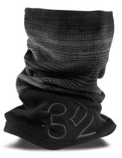 HEIST POLAR FLEECE NECK GAITER - CARBON - hi-res